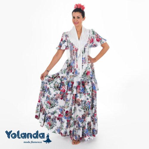 Bata Rociera Amapola - Yolanda M