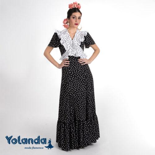 Bata Rociera Julia - Yolanda Moda Flamenca