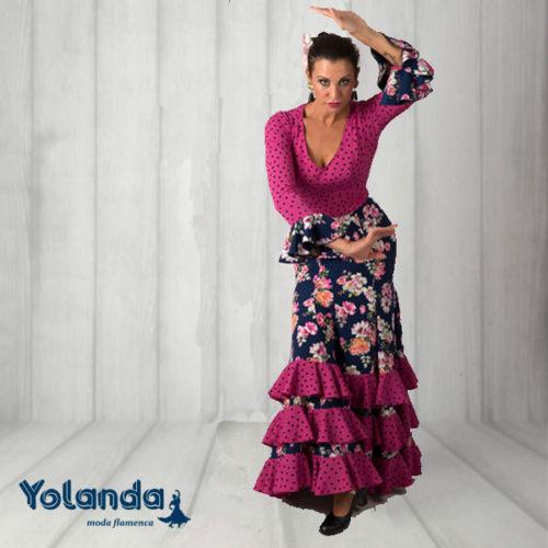 Conjunto Baile Alegrias - Yolanda Moda Flamenca