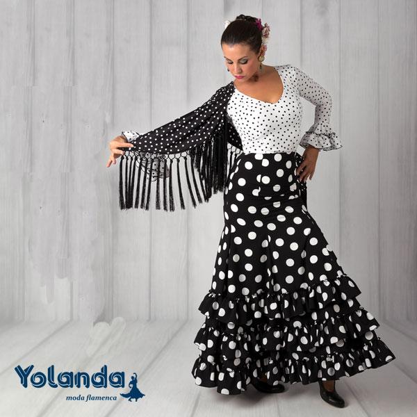 Conjunto Baile Fandangos - Yolanda Moda Flamenca