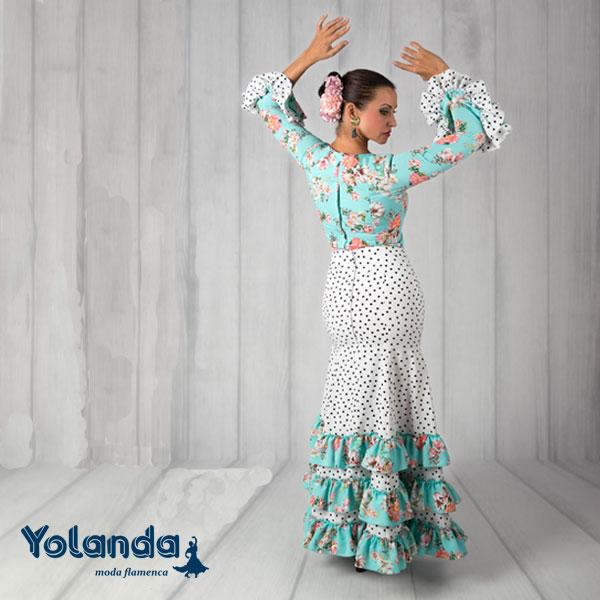Conjunto Baile Seguiriyas - Yolanda Moda Flamenca