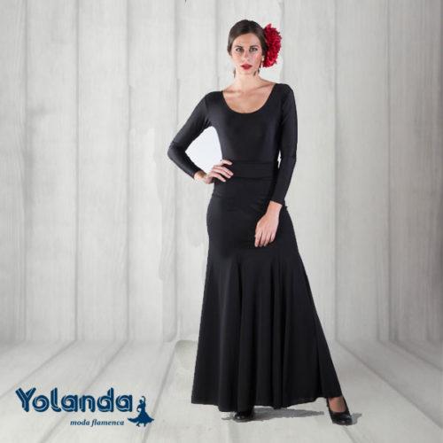 Falda Baile Nejas - Yolanda Moda Flamenca