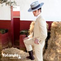 Traje Corto Hombre Lana - Yolanda Moda Flamenca