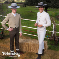 Traje de Hombre - Yolanda Moda Flamenca