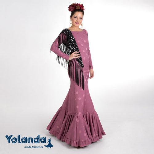 Traje Flamenca Amanda - Yolanda Moda Flamenca