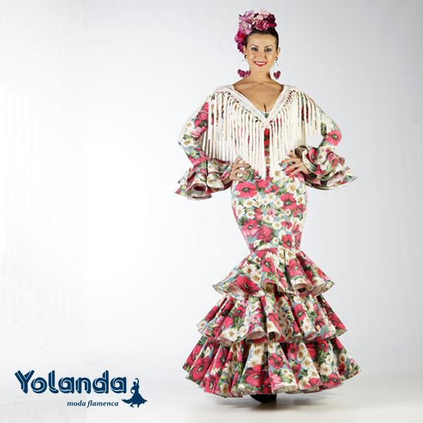 Traje Flamenca Mezquita - Yolanda Moda Flamenca