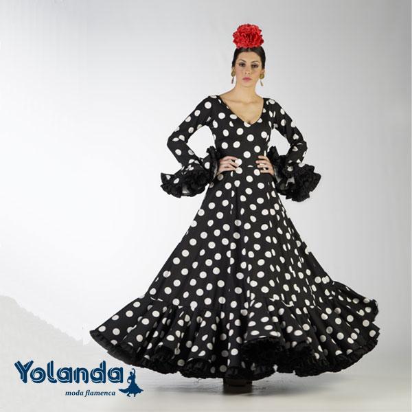 Traje Flamenca Nerea - Yolanda Moda Flamenca