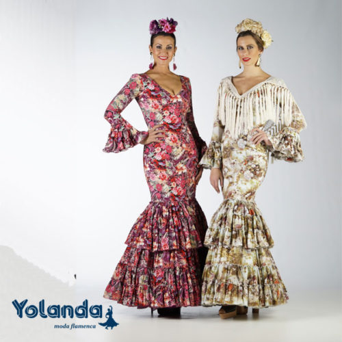 Traje Flamenca Rita - Yolanda Moda Flamenca