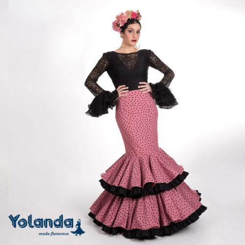 Traje Flamenca Rosalia - Yolanda Moda Flamenca