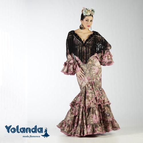 Traje Flamenca Rosario - Yolanda Moda Flamenca