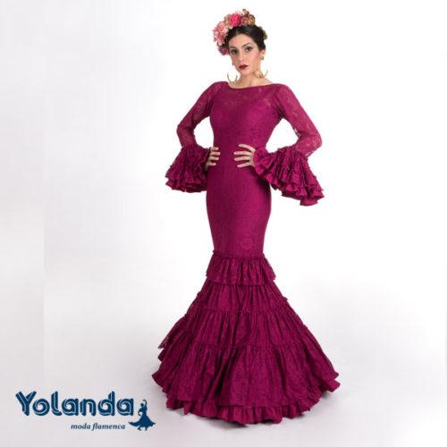 Traje Flamenca Ruth - Yolanda Moda Flamenca