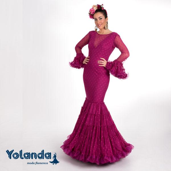 Traje Flamenca Vera - Yolanda Moda Flamenca