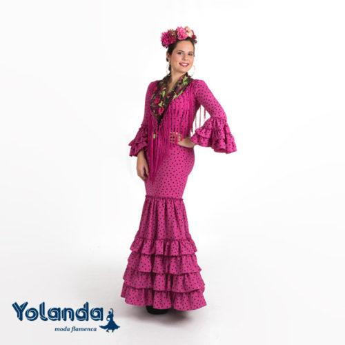 """Traje de Niña """"Dalia"""" - Yolanda Moda Flamenca"""