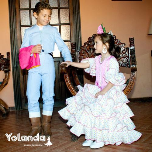 Traje de Niño - Yolanda Moda Flamenca