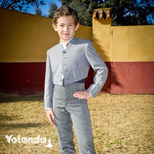 Traje Corto Niño - Yolanda Moda Flamenca