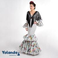 Traje Flamenca Adela - Yolanda Moda Flamenca