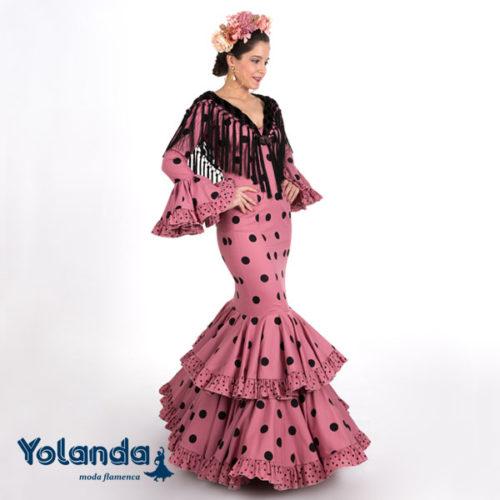 Traje Flamenca Amor - Yolanda Moda Flamenca