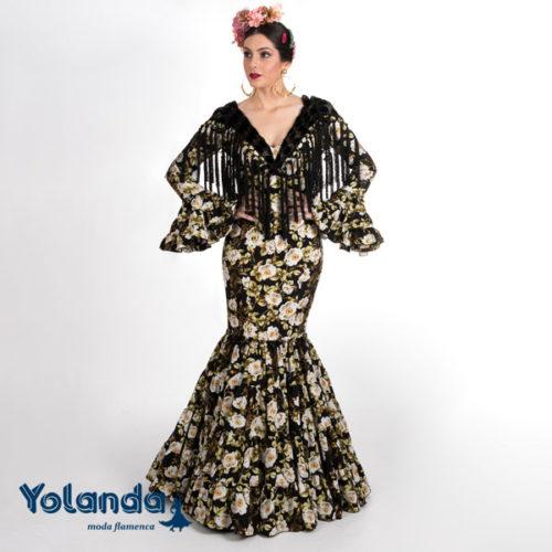 Traje Flamenca Brenda - Yolanda Moda Flamenca