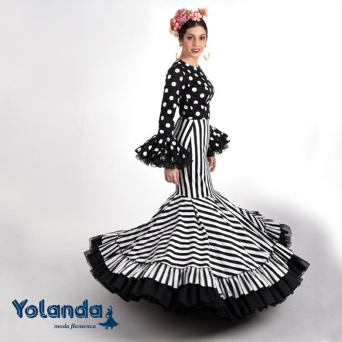 Traje Flamenca Lola - Yolanda Moda Flamenca