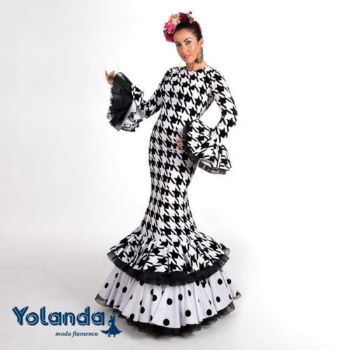 Traje Flamenca Lupe - Yolanda Moda Flamenca