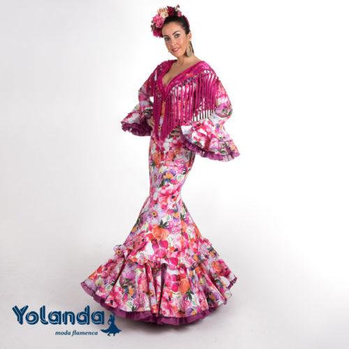 Traje Flamenca Rosana - Yolanda Moda Flamenca