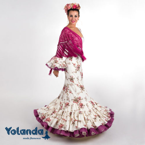 Traje Flamenca Tomasa - Yolanda Moda Flamenca