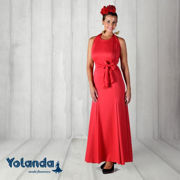 Vestido Baile Alegrias - Yolanda Moda Flamenca