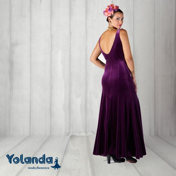 Vestido Baile Fandangos - Yolanda Moda Flamenca