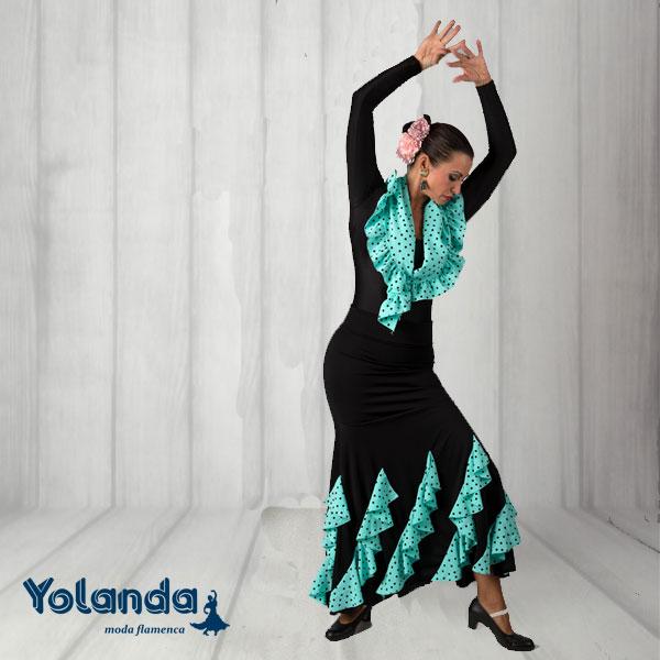 Falda Baile Colombianas - 5009