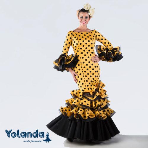 Traje Flamenca Berta - Yolanda Moda Flamenca