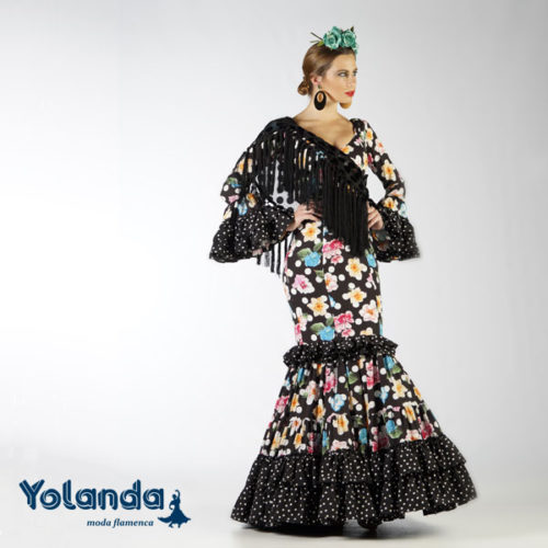 Traje Flamenca Giralda - Yolanda Moda Flamenca