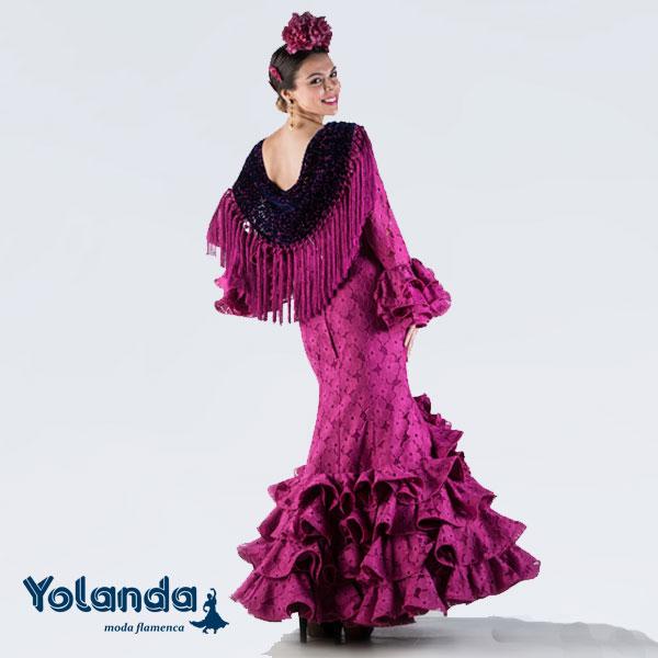 Traje Flamenca Lara - Yolanda Moda Flamenca