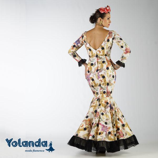Traje Flamenca Macarena - Yolanda Moda Flamenca