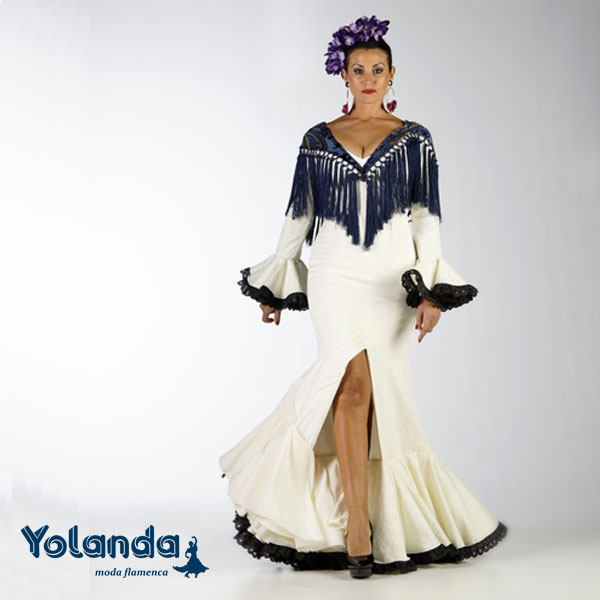 Traje Flamenca Martina - Yolanda Moda Flamenca