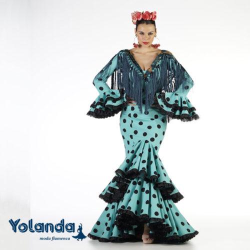 Traje Flamenca Maru - Yolanda Moda Flamenca