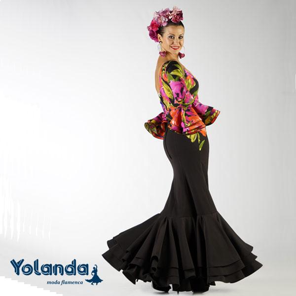Traje Flamenca Mila - Yolanda Moda Flamenca