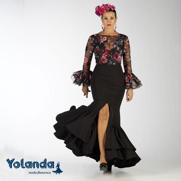 Traje Flamenca Paz - Yolanda Moda Flamenca