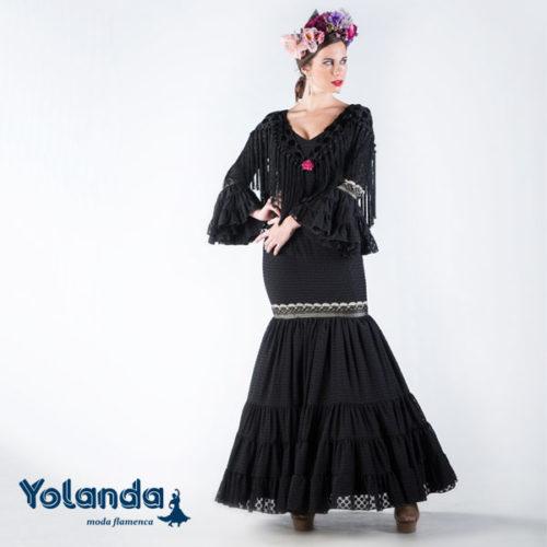 Traje Flamenca Sara - Yolanda Moda Flamenca