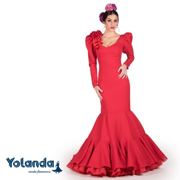 Traje Flamenca Belen - Yolanda Moda Flamenca