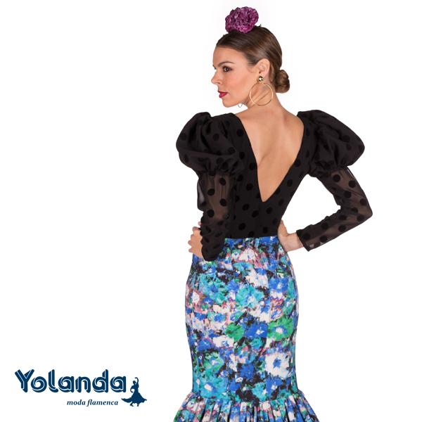 Traje Flamenca Bernarda - Yolanda Moda Flamenca