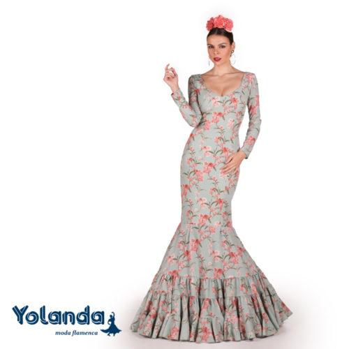 Traje Flamenca Begoña - Yolanda Moda Flamenca