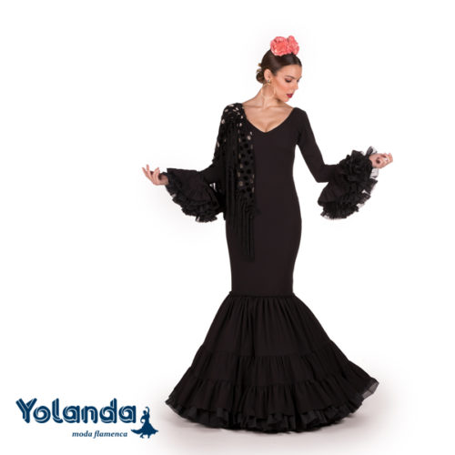 Traje Flamenca Cloe - Yolanda Moda Flamenca