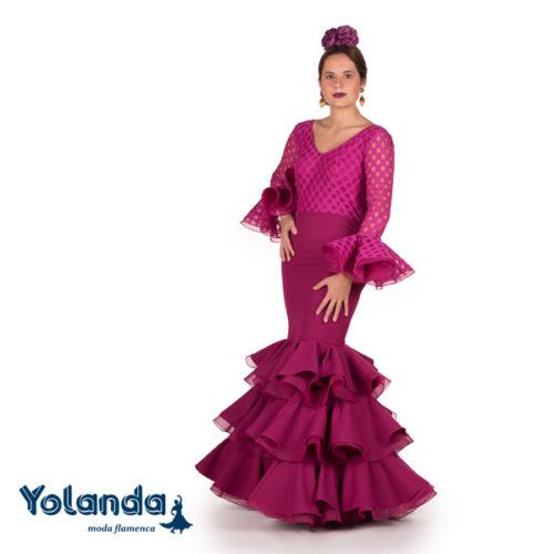 Traje Flamenca Siempreviva - Yolanda Moda Flamenca
