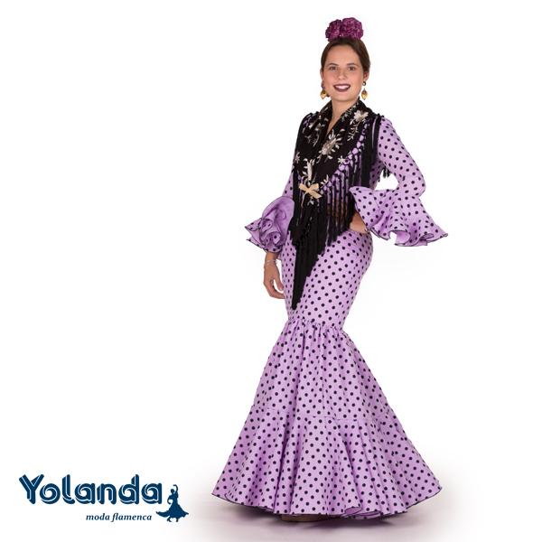 """Traje de Niña """"Rosa"""" - Yolanda Moda Flamenca"""