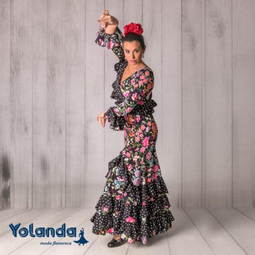 Conjunto Baile Rumbas - Yolanda Moda Flamenca